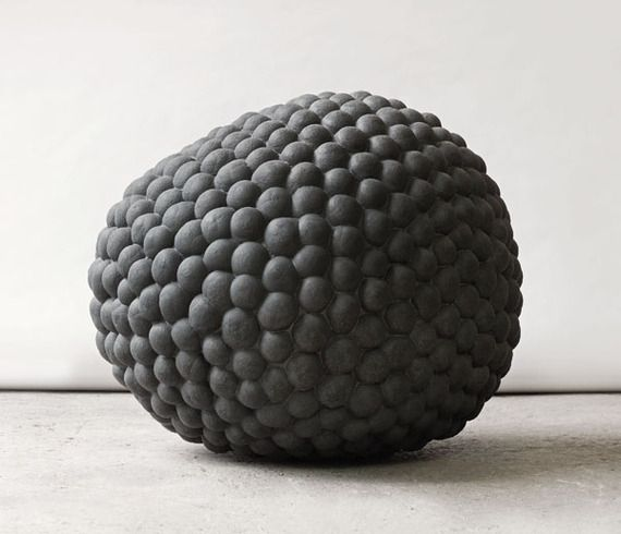 Peter Randall-Page - Upside Down and Inside Out