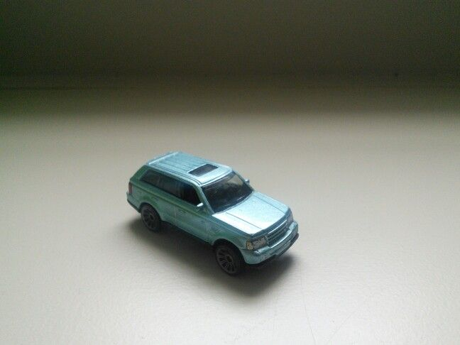 Matchbox Range Rover sport