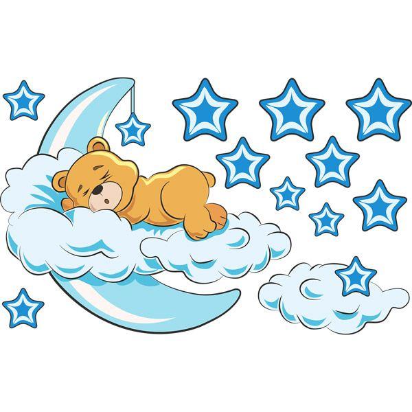 картинки мишка спит на облаке фильм