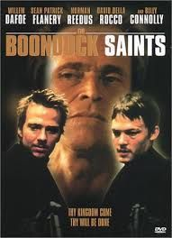 Such a good movie (The Boondock Saints is the movie, not sure why is says the sequel)