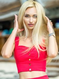 ID 42894 Woman from Ukraine Karina from Poznan, 24 y.o., hair color Brown
