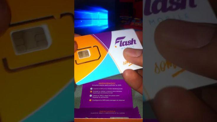 Instalación de chip Flash Mobile