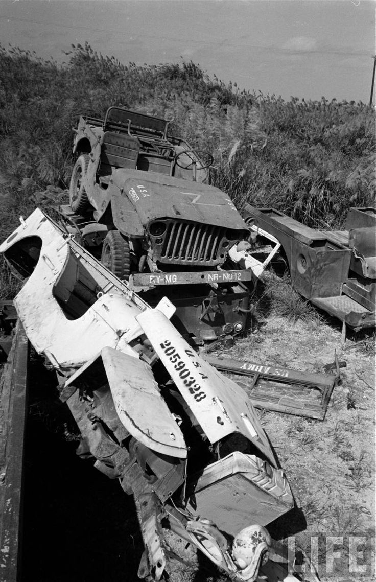 Jeep ford gpa gpw jeep willys ma mb jeep hotchkiss m201 photo de