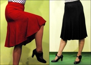Trumpet skirts~classic style