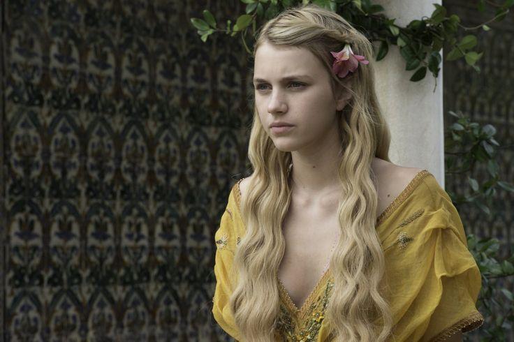 Myrcella Baratheon (Nell Tiger Free)