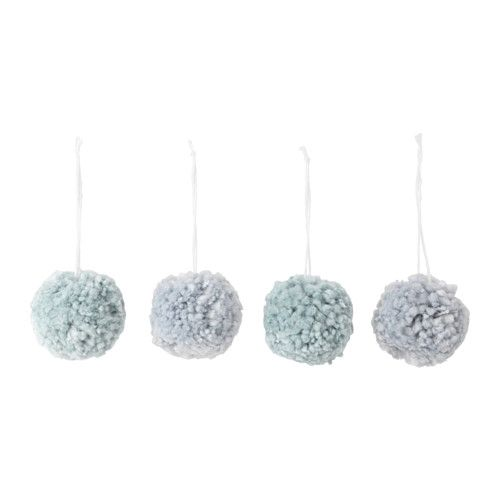 IKEA - VINTER 2015, Hanging decoration, Easy to hang up since it comes with string already attached.