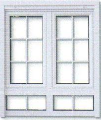 Aislamiento acústico en ventanas de PVC