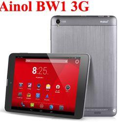 """Ainol Numy BW1 3G Tablet PC 7.85"""" MTK8389 Quad Core 2G GSM 3G WCDMA GPS Dual Sim WiFi HDMI  Celulares Directos De Fabrica  http://www.exportandgo.com/product_info.php?cPath=158_239_240&products_id=4082 http://www.exportandgo.com"""
