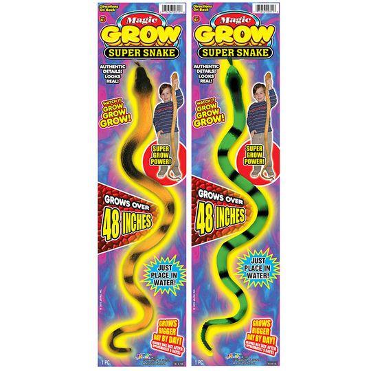 Ja-Ru® Magic Grow™ Super Snake