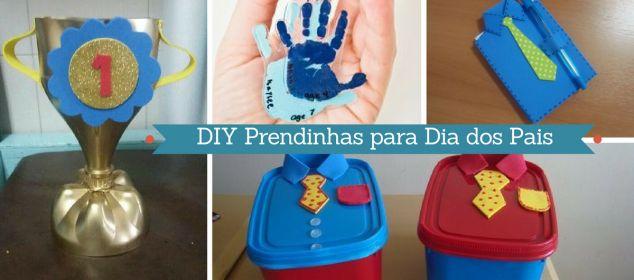 10+ Ideias Giras para o Dia dos Pais
