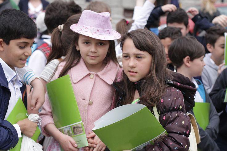 Romprest si primaria Sectorul 1: Școala Altfel, în spirit eco