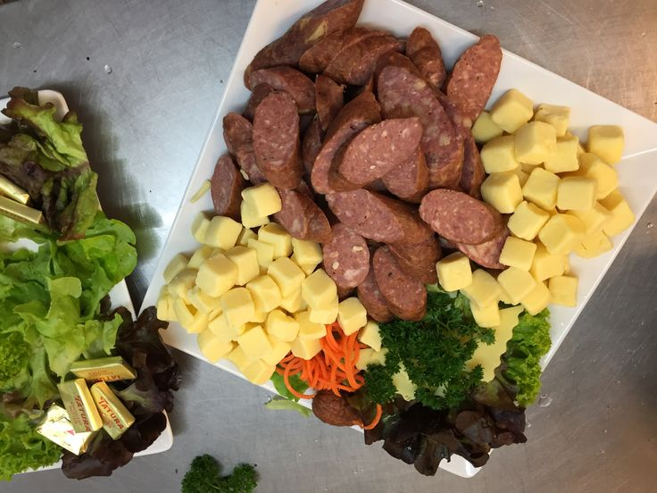Small catering platters
