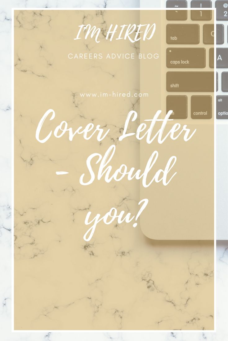 "Don't judge a book by its cover, but should you judge an applicant by their cover letter? The world of recruitment is constantly changing and the application ""norms"" are a thing of the past. With applications filtering through Snapchat or Instagram, interviews conducted on Facetime or SKYPE or even the traditional interview questions being torn up and thrown away for more creative and invention methods it's hard to know what to expect."