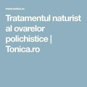Tratamentul naturist al ovarelor polichistice | Tonica.ro