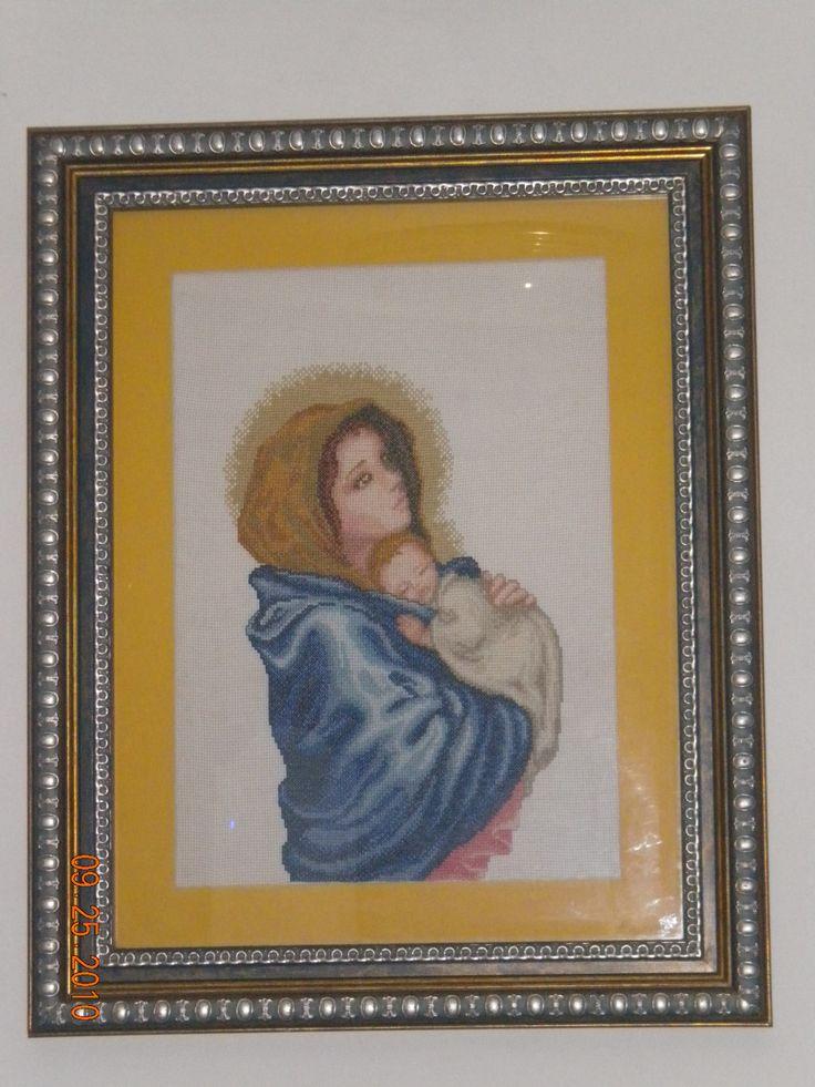 Madonna con niño