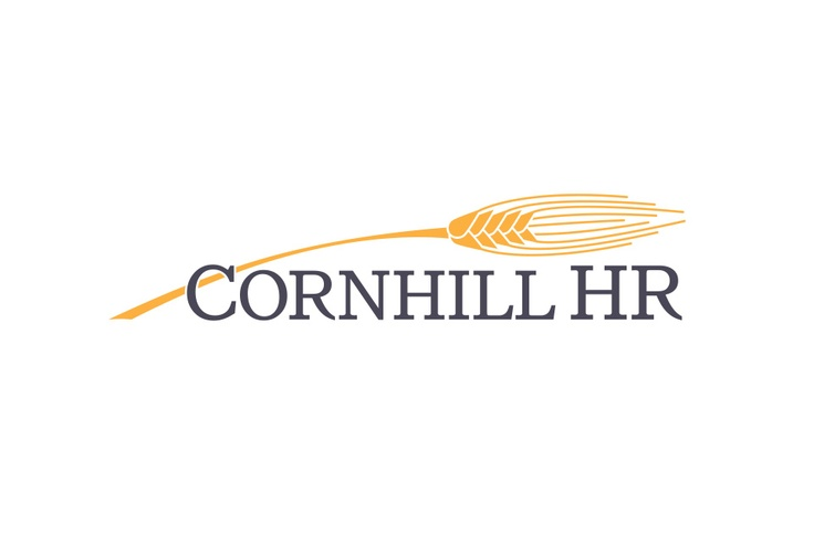 """Logo für die Londoner Personalberatung """"Cornhill HR"""""""
