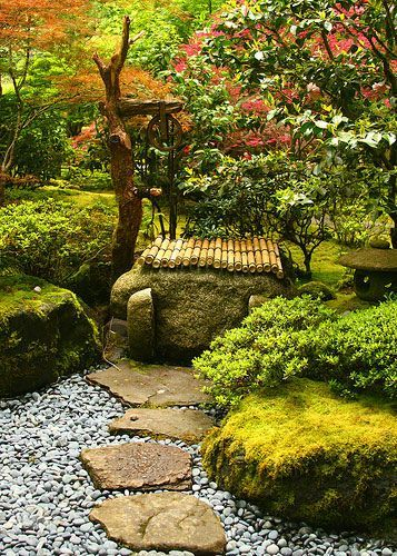 Best 25 Japanese Garden Landscape Ideas On Pinterest
