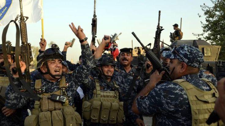 Amnesty wil snel onderzoek naar oorlogsmisdaden Mosul | NOS
