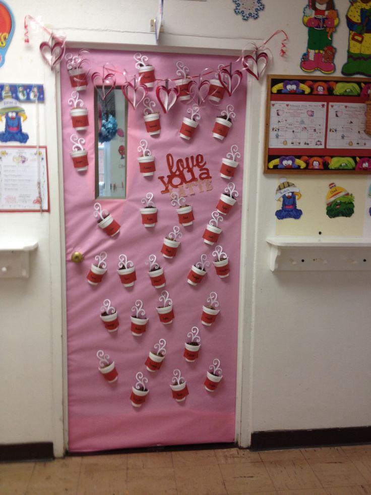 Valentine S Classroom Door Classroom Bulletin Boards
