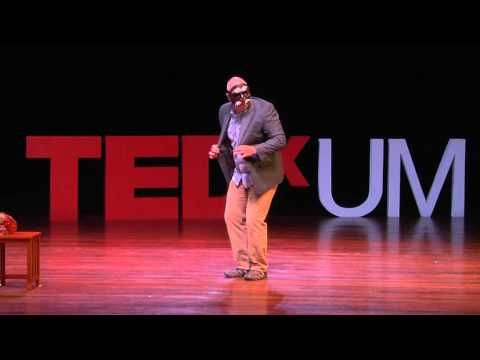 cool Make 'Em Laugh: Common Ground in Comic Characters | Matthew R. Wilson | TEDxUM