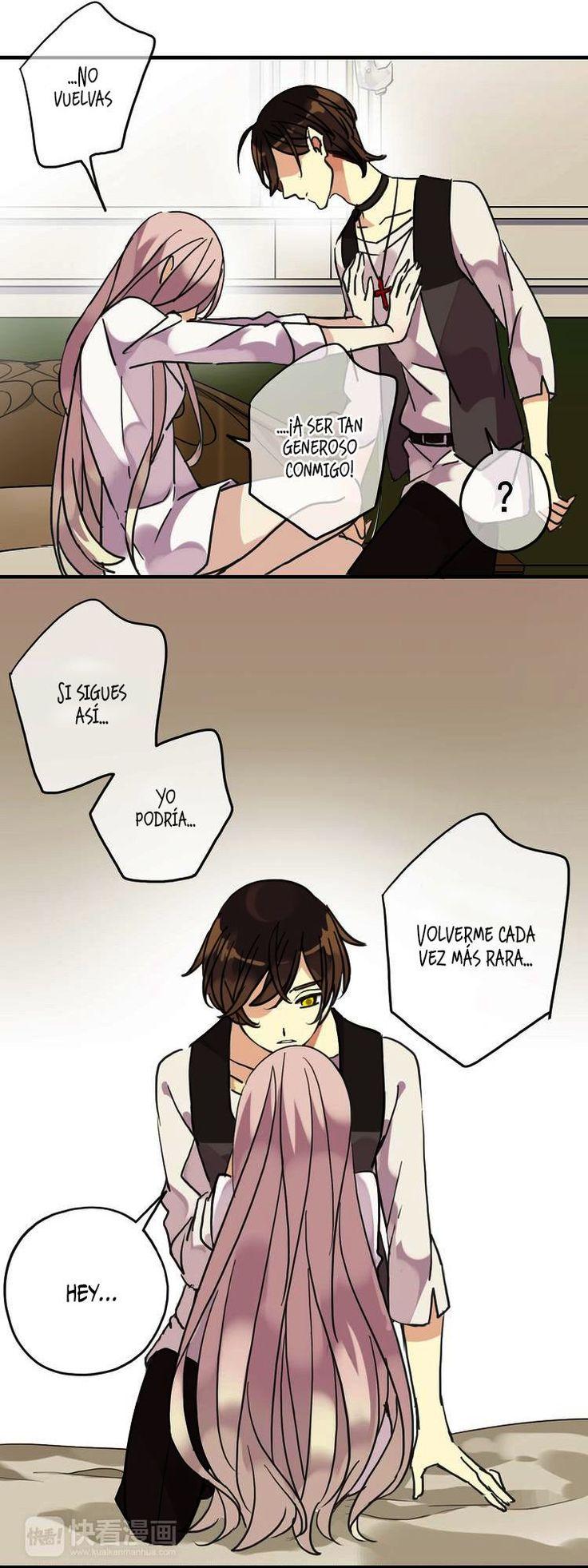 Dulces Mordidas Capítulo 24 página 32 - Leer Manga en Español gratis en NineManga.com