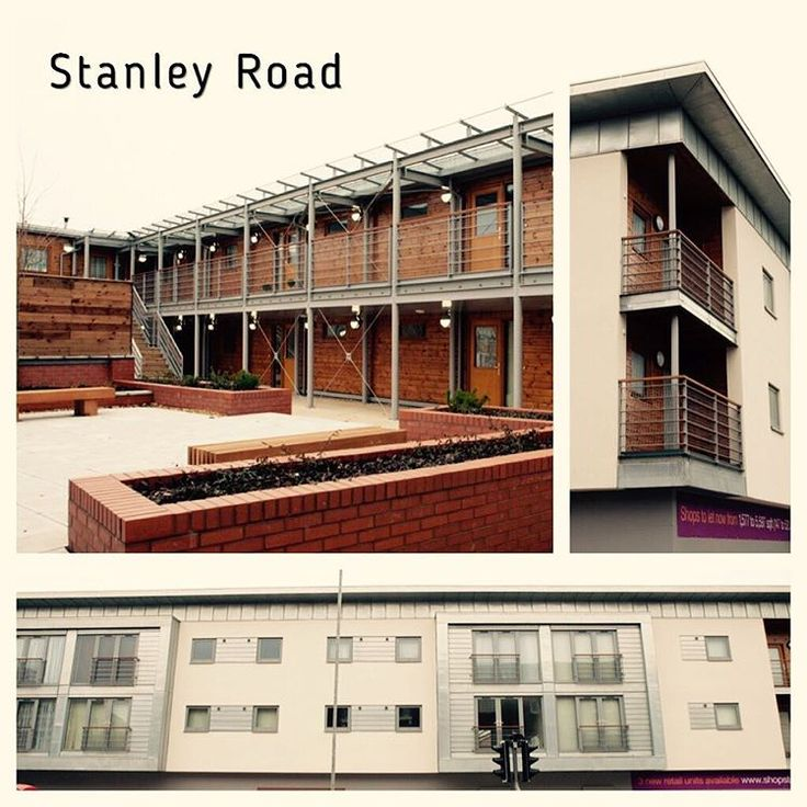 As part of #ThrowbackThursday we present Stanley Road. A housing scheme in Bootle completed In 2011 for Keepmoat Partnerships and Cosmopolitan Housing Group. #Architecture #home #modern #flats #timber #render #BIM