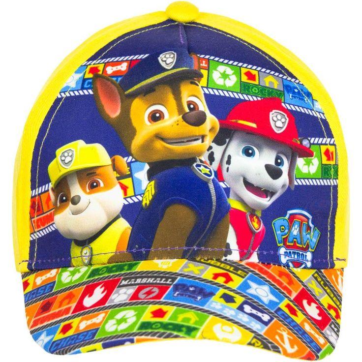 Paw Patrol Pet - Rubble, Chase & Marshall (Geel) #pawpatrol
