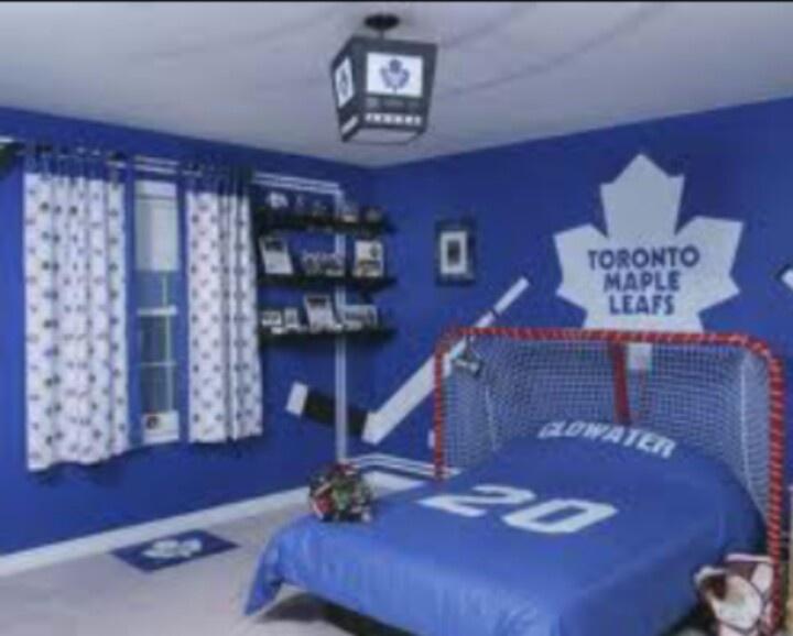Bedroom Ideas Hockey best 25+ hockey theme bedrooms ideas on pinterest | hockey room