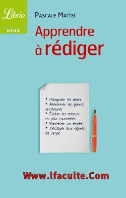 b6aff1a5430fb6 la faculté  Télécharger Gratuitement   Apprendre a Rédiger Sans Fautes en  PDF   ecole   Pinterest   Learn french, Learning et Education