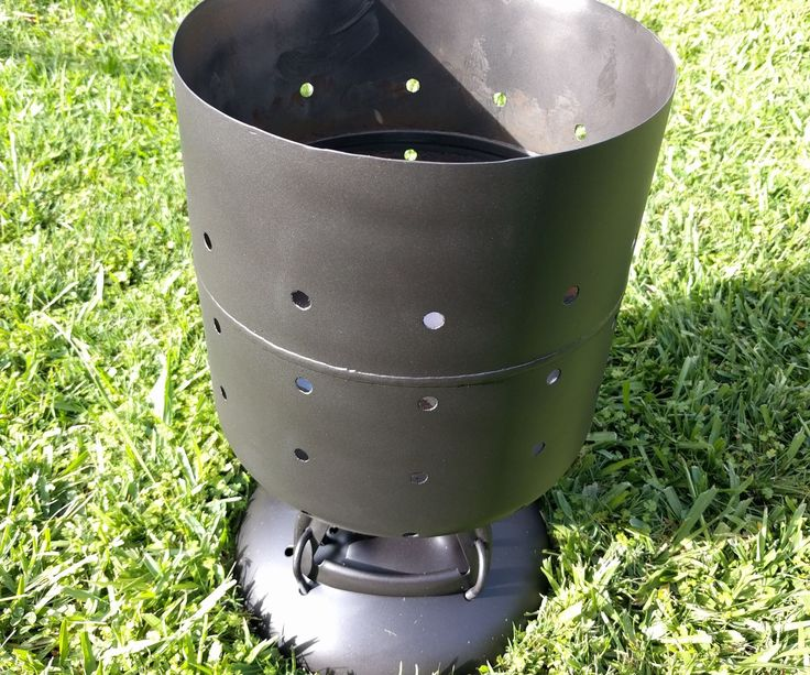 Today I am going to show you how to make yourself a nice little fire pit that is good for those winter (or summer) nights to roast your marshmallows on. The firepit requires tools that most DIY'ers would have handy in their garage. This build requires NO welding which is a bonus. The basis of the build is an EMPTY disposable helium tank used to fill party balloons that you can buy from K-Mart, Big W and most other big department stores (Walmart for people stateside).