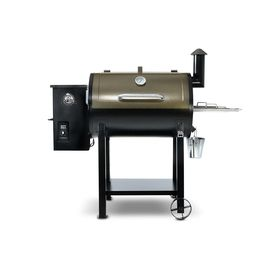 Pit Boss Pellet Grills 575-Sq In Two-Tone Copper And Black High Temper