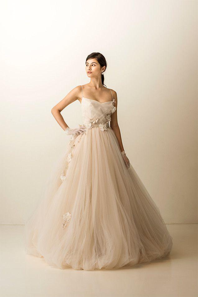 カラードレス|COLOR DRESS|ウェディングドレス レンタル|オーセンティック銀座