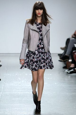Rebecca Taylor Fall 2014 Ready-to-Wear Collection Slideshow on Style.com