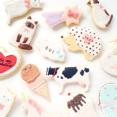 Cute cookies♡