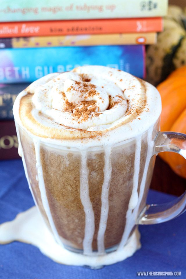 I can't begin to describe how excited I am to share this recipe with you guys!   Last week I made my own pumpkin pie spice blend ....