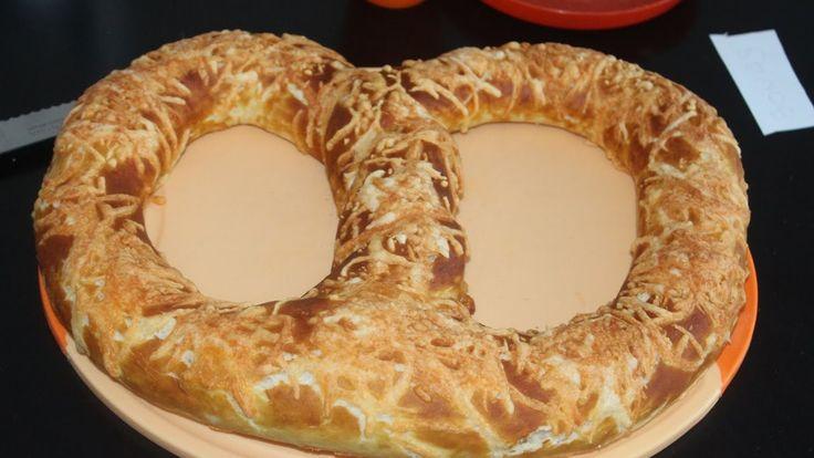 Partybrezel Pizzabrezel Riesen Brezn XXL