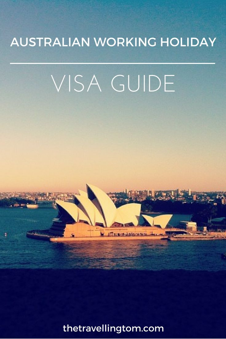 Getting an Australian working holiday visa is perhaps the best way to see the country. You can stay for a year, work and save up money to travel around this amazing country! Check out my guide for more info!