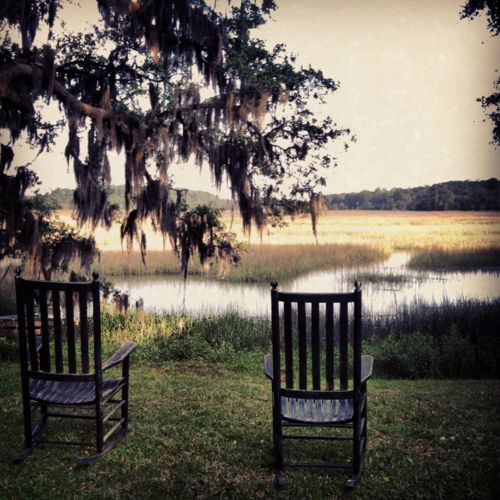 southernSouthern Comforters, Rocks Chairs, Rocking Chairs, Lowcountry, The View, Beautiful, Back Porches, Backyards, Low Country