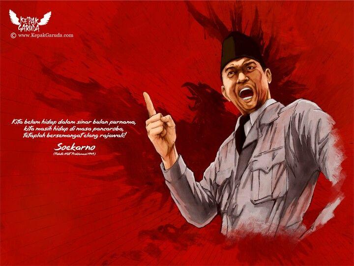 Soekarno #Indonesia #President