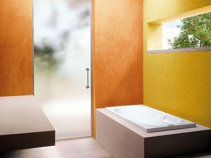 24 best vasche da bagno images on pinterest jacuzzi bathtubs and bathrooms for Vasche da bagno jacuzzi