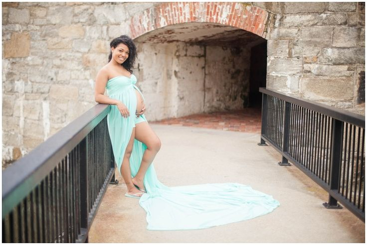 Tiffany Darlyn, Fort Monroe Maternity Gown Photography, www.McPhersonPhotos, McPherson Photography, Daily Davidson YouTube