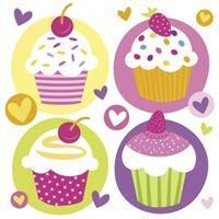 Cupcakes, Büyük Peçete 20'li Küçük şefler teması ile kombine kullanabileceğiniz Sweat Cupcakes teması bu aralar çok popüler olan yemek atölyesi konseptli doğumgünü partileri için ideal! Çocuklar kendi pişirdikleri ya da süsledikleri cupcake leri yemeğe bayılıyor :)