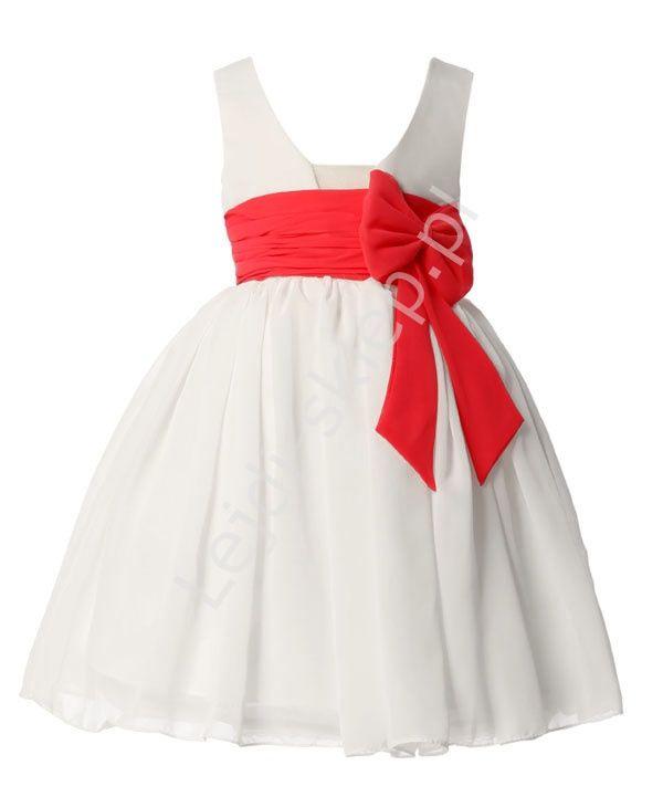 Sukienka dla dziewczynki   Flower girl