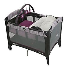 image of Graco® Pack 'n Play® Playard with Reversible Napper & Changer™ in Nyssa™