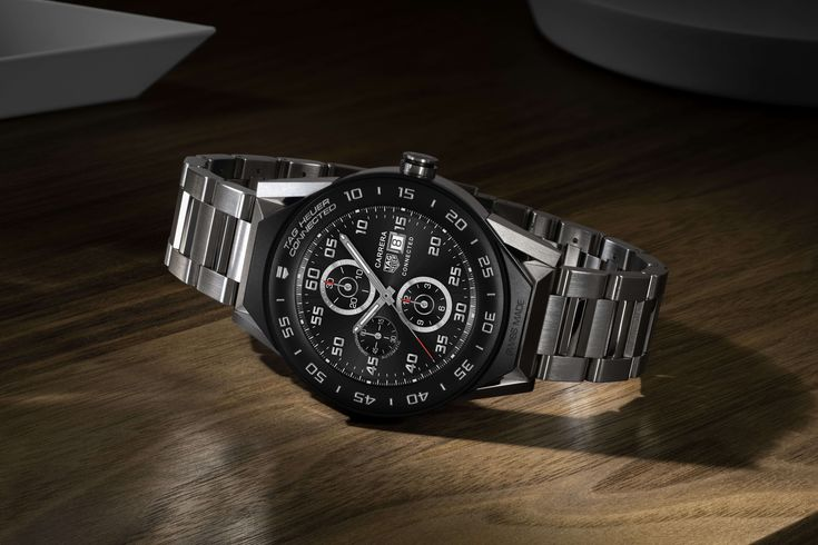 Smaller TAG Heuer Connected 41 Smartwatch Has 8GB Of Storage #Android #Google #news #smartwatches