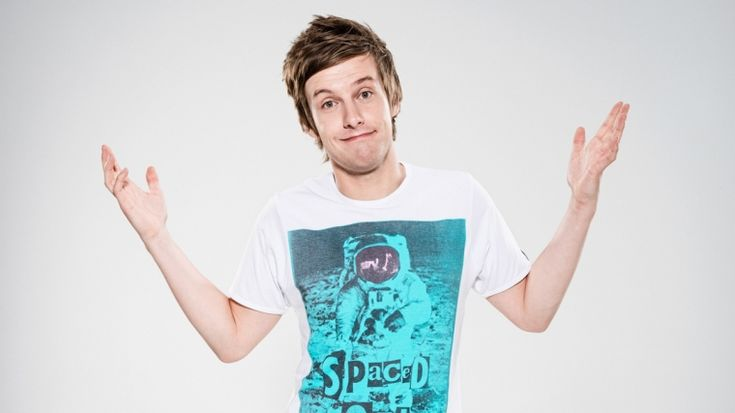 Chris Ramsey - The Most Dangerous Man on Saturday Morning Television - http://www.brighton-house.co.uk/event/chris-ramsey-dangerous-man-saturday-morning-television/