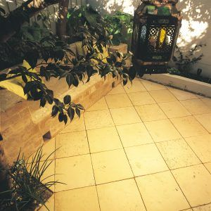Use Stoneworks Sandstone pavers to give your outdoor area style and presence.