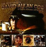 The Mysterious David Allan Coe: 4 Classic Albums 1974-1978 [CD]