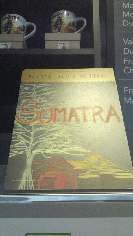 Sumatra.