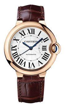 Cartier Ballon Bleu Pink Gold (Style No: W6900456) from SwissLuxury.Com